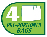 Minute® Multi-Grain Medley - 4 Preportioned bags