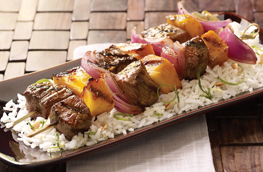 steak kabobs asian steak kabobs i have tried something new for asian ...